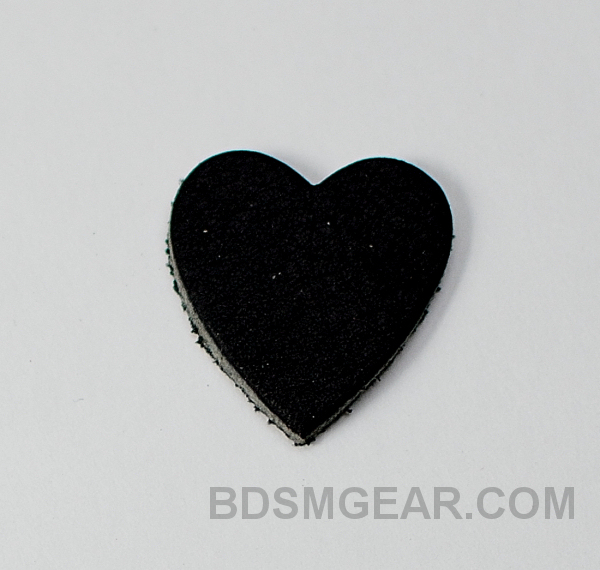Leather Hearts