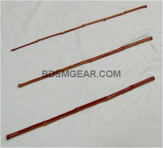 Set of 3 Bamboo Canes