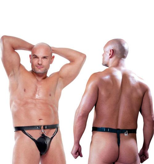 male chastity belt bdsm store bondage fetish fantasy thong male