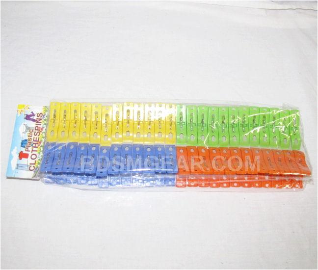 Multi-color Clamps