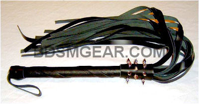 Spiked Flogger