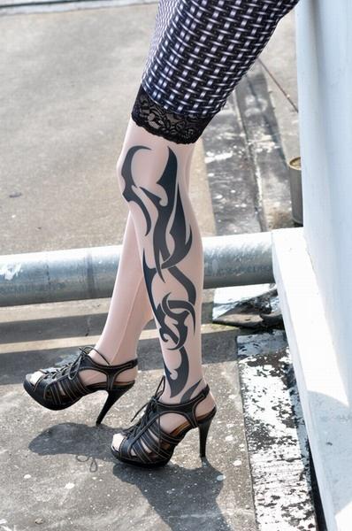 Tattoo Stockings