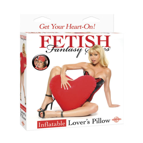 Fetish Fantasy Inflatable Lovers Pillow