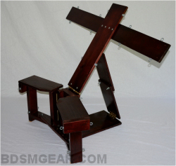 Basic Fully Adjustable Bondage Chair