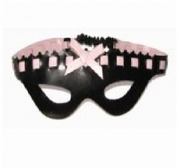 Sexy Laced Fetish Mask