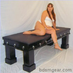 Dungeon and Bondage Furniture