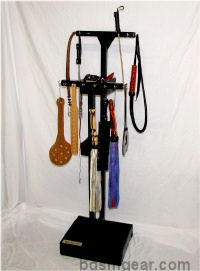 Mobile Flogger Stand