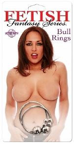 Non Piercing Nipple Bullrings