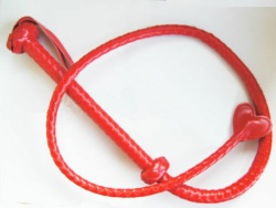Red Heart BDSM Whip