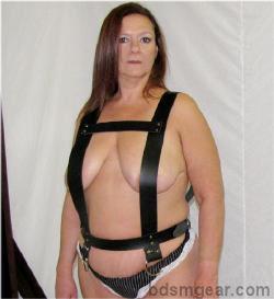 Upside Down Suspension Harness