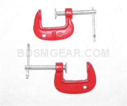 Little Red C-Clamps