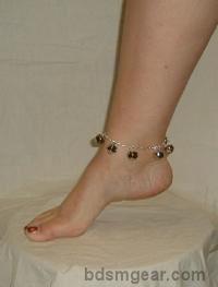 Anklet with Slave Bells