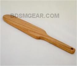 small Oak Paddle