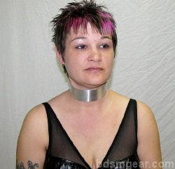 Wide Ringless Aluminum Collar