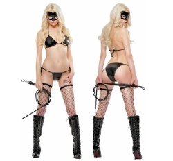 slave kitty costume bdsm bondage