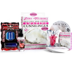 Cunnilingus How To Kit