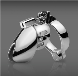 Metal Worx Chastity Head Cage