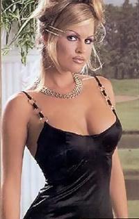 Sexy Black Mini-Dress