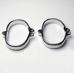 Stainless Steel Wrist Cuffs